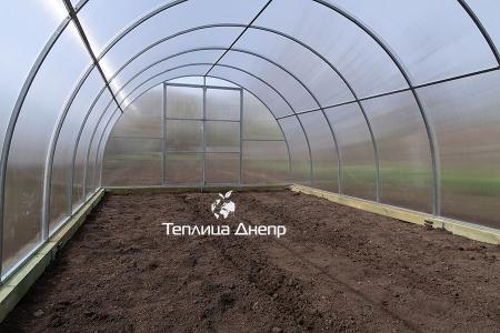 """Теплица """"Днепр-4""""12 м"""
